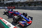 Sainz surprised by Toro Rosso's jump in F1 order