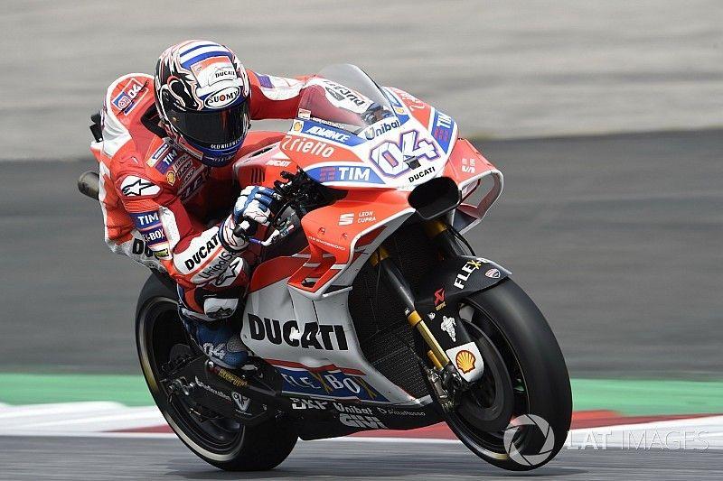 Dovizioso resiste a Marquez e fa bis per la Ducati al Red Bull Ring