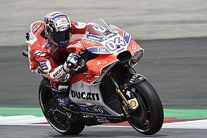 Para Dovizioso, Ducati precisa melhorar se quiser título