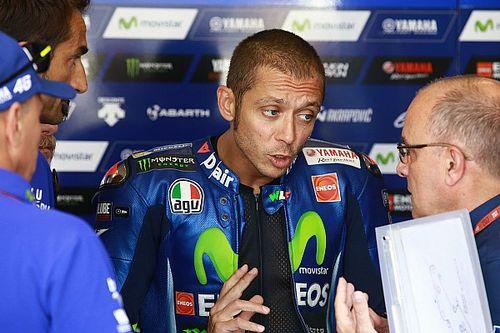 Rossi critica ministra após episódio no grid em Brno