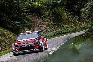 【WRC】シトロエンとのテストに好感触のローブ、次の機会にも好意的