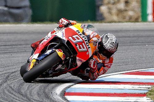 "【MotoGP】マルケス、ブルノテストに""満足""。オーストリアGPに自信"