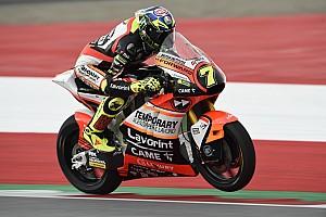 Moto2 News Forward Racing: Aus nach wenigen Metern in Spielberg