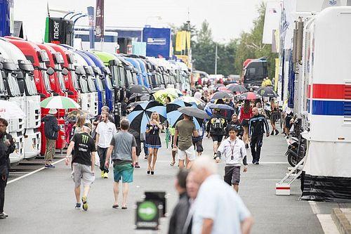 ¿Grandes premios de dos días en MotoGP?