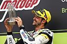 Moto2 Tom Lüthi gewinnt den Moto2-GP von Tschechien in Brünn
