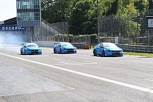 A Monza la Volvo Polestar vince anche il MAC3