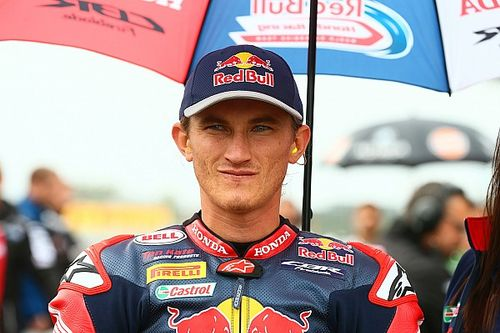 Gagne replaces Bradl in Honda World Superbike team