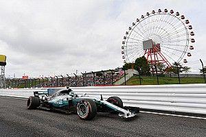 日本GP:赤旗原因となったボッタスがFP3首位。ライコネンもクラッシュ