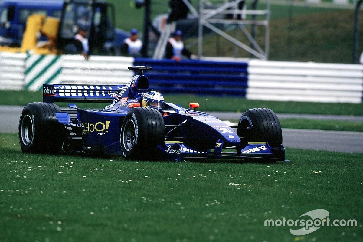 Heidfeld: A 2000-es Prost volt a Forma-1-es karrierem legrosszabb autója