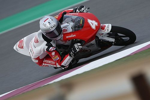ATC Qatar: Gerry Salim rebut posisi start ketiga