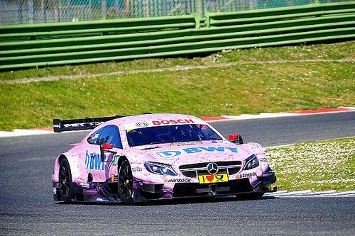 Mercedes представила машину для нового сезона DTM