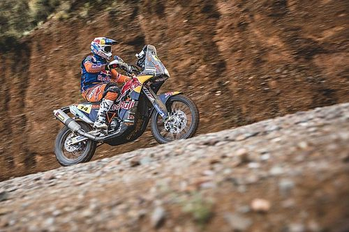 Sunderland insists Dakar navigation has been fair