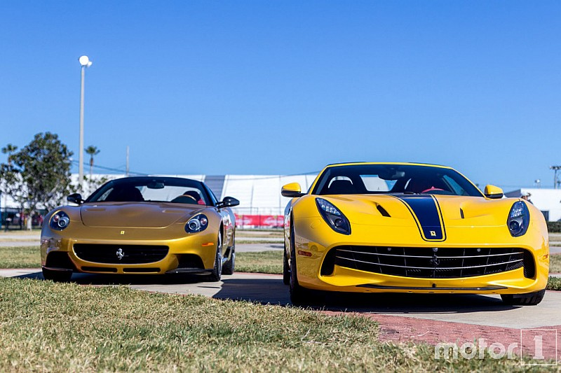 Connaissez-vous les Ferrari F60 America?