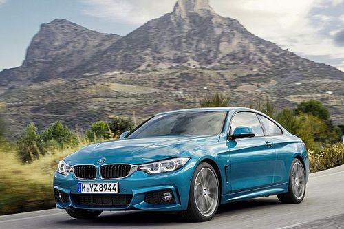 BMW Serie 4, un restyling tecnologico e di potenza