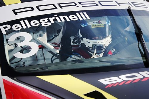 Carrera Cup Italia, Pellegrinelli ritrova la via del podio al Mugello
