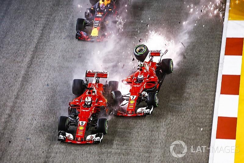 """Mansell : Singapour """"m'a fait bondir de mon fauteuil"""""""