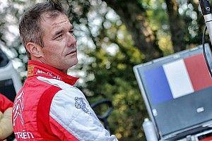 """Citroen, Loeb ammette: """"Ho fatto un buon test. Torno? Non ho deciso"""""""