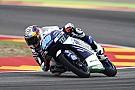 Moto3 Jorge Martín se fue al piso, pero logró la pole en Moto3