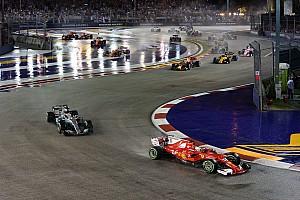 Formule 1 Analyse Analyse: Vijf conclusies die we kunnen trekken uit de Grand Prix van Singapore