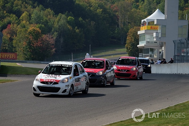 Coupal wins Round 12, Bédard claims Nissan Micra Cup title