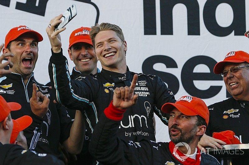 Penske champions reveal masterplan for IndyCar title defense