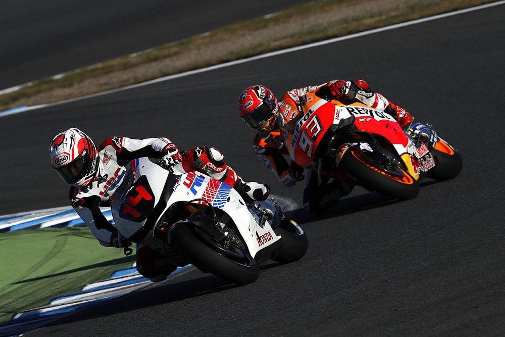 Fernando Alonso: Motor MotoGP Mengerikan!