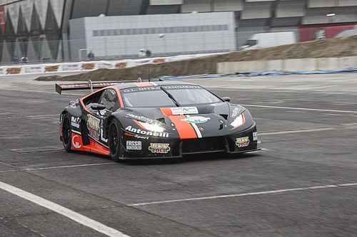Motor Show: Biagi mago della pioggia trionfa nel Trofeo Italia GT