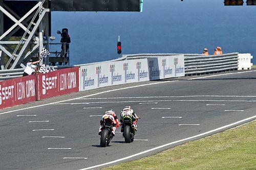 Phillip Island Supersport: Nefes kesen yarışta kazanan Rolfo