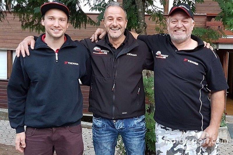 Renault Classic Cup: Philipp Krebs è fulmine nel Vallese