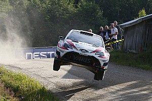 Il Rally di Finlandia 2018 rivisto del 60% per ridurre le velocità medie