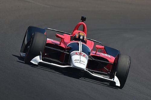 Positivas conclusiones de Servià y Montoya sobre el nuevo coche de IndyCar
