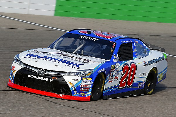 NASCAR XFINITY Ryan Preece scores first career NASCAR Xfinity victory at Iowa