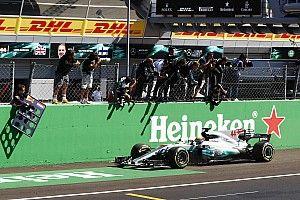意大利大奖赛:汉密尔顿统治夺冠,首度领跑积分