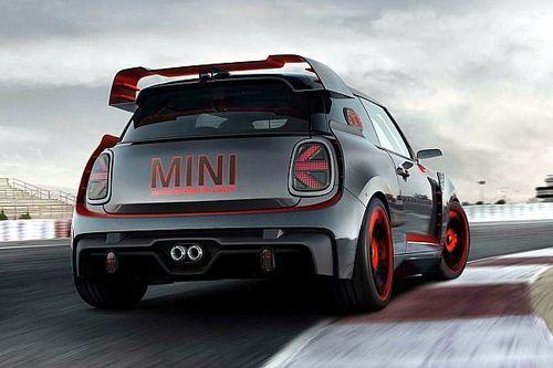 Mini komt met racemonster(tje): John Cooper Works GP Concept