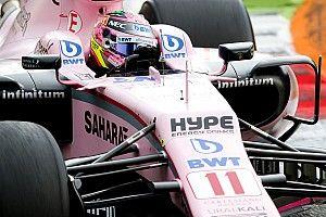 """Perez """"dicht bij"""" nieuw contract bij Force India"""