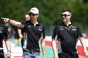 【F1】オコン、チーム上層部と会談「あの接触の責任はふたりにある」