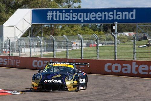Townsville Australian GT: Talbot wins crash-affected opener