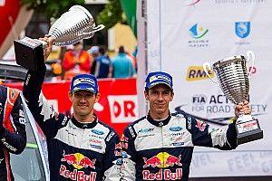 """【WRC】3位のオジェ「ドライブしている間、""""カミカゼ""""は吹かなかった」"""