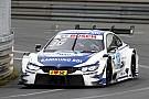 DTM Martin se lleva la victoria en una complicada segunda carrera en Norisring
