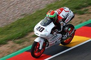 Frattura a un pollice per Darryn Binder, salterà la gara di Brno
