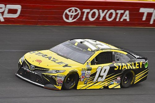 NASCAR penalizes JGR for Cup and Xfinity infractions