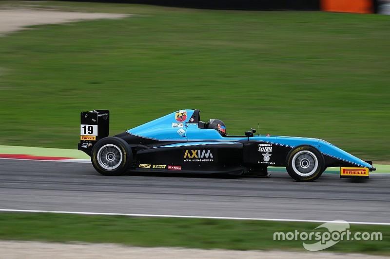 Formula 4, Mugello bestia nera per Giacomo Bianchi!