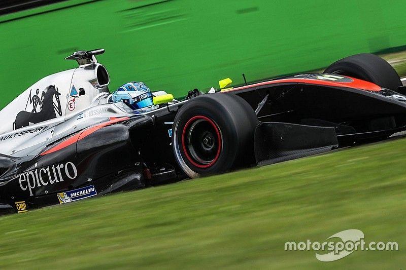 Nissany regola Fittipaldi e centra il primo successo stagionale a Jerez