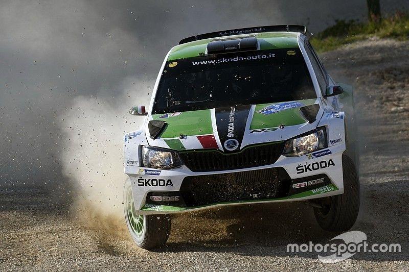 Scandola vince il Rally Adriatico e regala a Skoda la prima vittoria 2017
