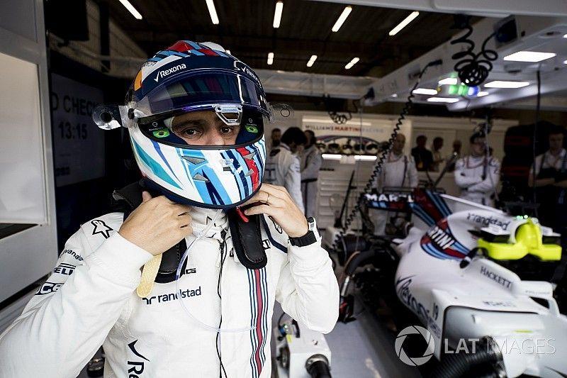 "Column Felipe Massa: ""Straf in Belgisch GP-weekend was overdreven"""