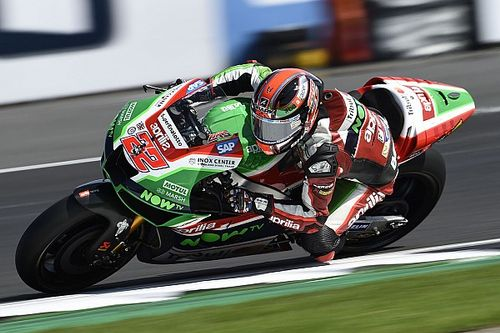"Redding admits Lowes was in ""difficult situation"" at Aprilia"