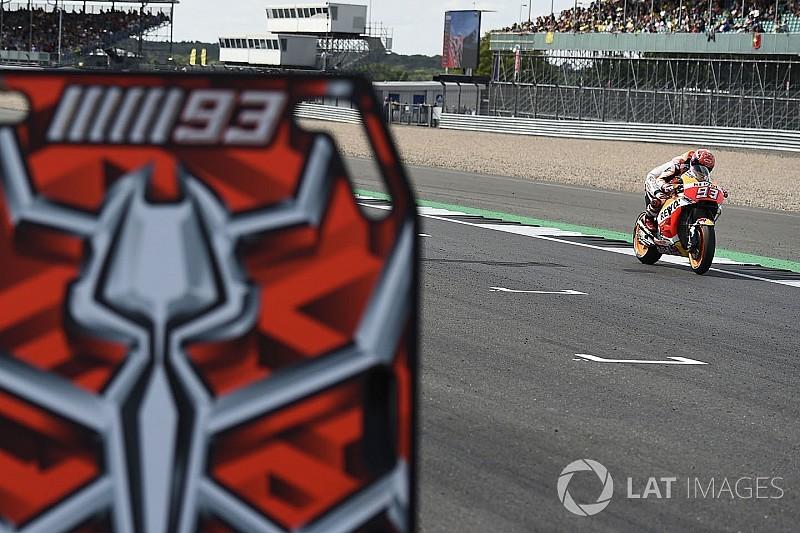 Fotogallery: le qualifiche di Silverstone della MotoGP