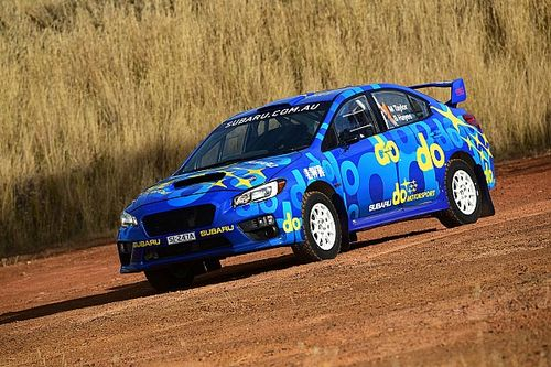 Factory PRC-spec Subaru begins testing in Australia