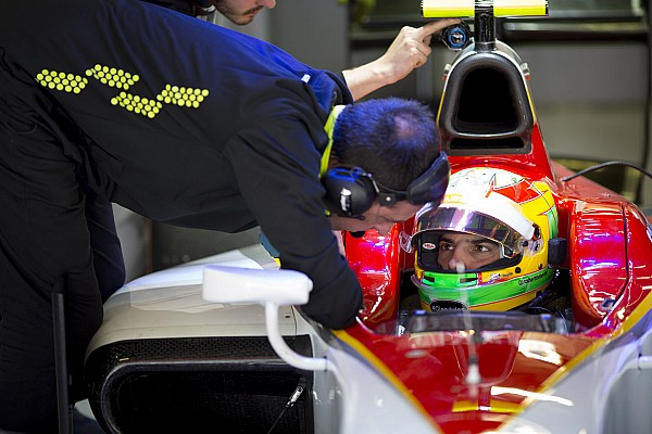 """Roberto Merhi: """"Vamos por el buen camino"""""""