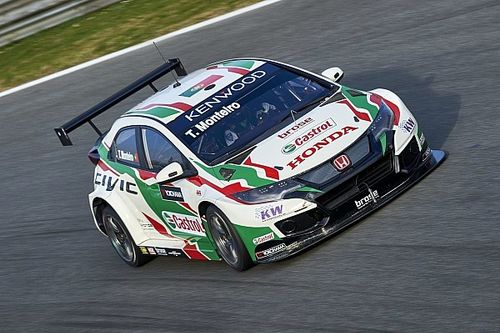 Test Monza, Day 2: alle 16 Huff ancora primo, Monteiro sale al terzo posto